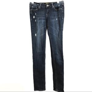 🔥Garage Super Skinny Distressed Jeans 05